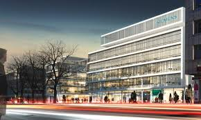 sustainable office building. sustainable office buildingssiemens headquarters photo courtesy of henning larsen architects building s