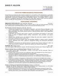 Executive Resume Objective Examples Best Of Hr Resume Objective Elegant Resume Objectives Sample Myacereporter