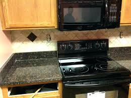 countertop stove home depot stove electric granite staining kitchen cabinets white single burner electric stove home countertop stove home depot