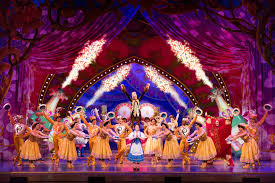 Beauty And The Beast Musical Set Design Networks Presents Disneys Beauty And The Beast Skypac