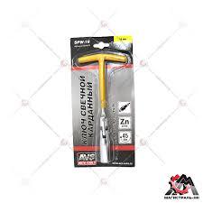 <b>Ключ</b> свечной карданный <b>AVS SPW</b>-<b>16</b>, 16 мм A07461S ...