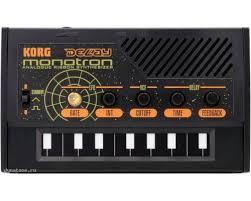 Купить <b>KORG Monotron Delay</b> - <b>Синтезатор</b> аналоговый Корг в ...