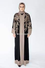 Sema Abaya | Open Abaya's by Arabesque