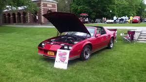 1983 Chevy Camaro Z28 Targa Top - YouTube