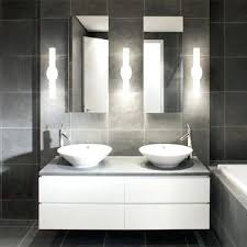 Modern Bathroom Lighting Calciumsolutions Stunning Designer Bathroom Lighting