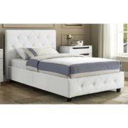 Dorel Home Manila White Metal Bed Multiple Sizes Walmart