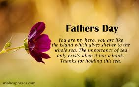 Happy Fathers Day 2018 Wishes Quotes Messages Fathers Day Images
