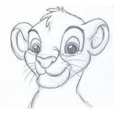 Semplici Disney Disegni A Matita Img