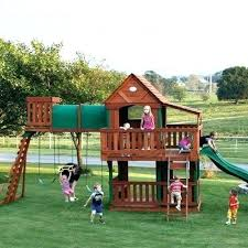 swingsets best of child swing plans and best wooden swing set plans ideas on