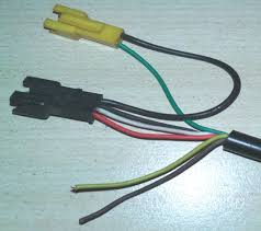 3kw bldc motor and controller issue also wired differently as follows red 5v black battery ve ground white throttle signal green battery ve feed for led battery gauge