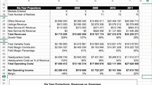 Document Template : Business Plan Financial Template Legal Agreement ...