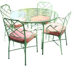 bamboo patio furniture incredible outdoor metal set dinette eclectic dining sets o