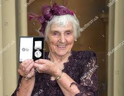 Myrtle Simpson awarded Polar Medal Editorial Stock Photo - Stock Image |  Shutterstock