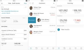 microsoft invoices microsofts newest ios apps aim to help small businesses