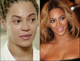 25 celebs you wouldn t recognize without makeup beyonce