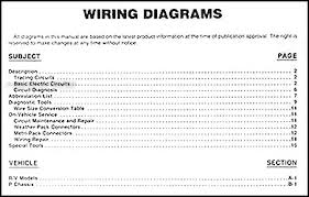 1989 chevy suburban k5 blazer r v pickup wiring diagram original table of contents page