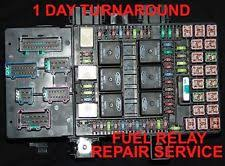 ford expedition fuse box 2003 2004 05 06 ford expedition lincoln navigator bcm fuse box repair service fits