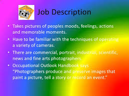 Photography Career Powerpoint