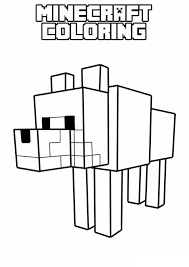 Niewu Kleurplaten Van Minecraft Kleurplaat 2019