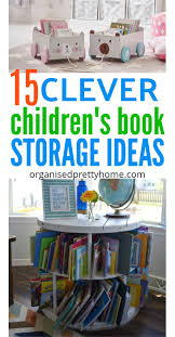repurposed furniture for kids. Check Out These 15 Awesome Storage Ideas To Store Children\u0027s Books In Play Room Or Bedroom Repurposed Furniture For Kids O