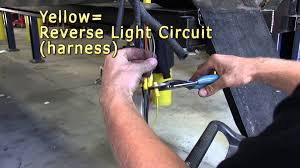 installation of a trailer wiring harness on a ford f  installation of a trailer wiring harness on a 2008 ford f 250 etrailer com