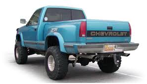 All Chevy c1500 chevy : Bushwacker Fits Chevrolet/GMC (40012-01) Extend-A-Fender Fender Flares