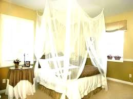 Curtains For Canopy Bed Drapes For Canopy Bed Bed Curtains Canopy ...