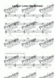 read sheet music read theory worksheets reading sheet music keyboard music notes