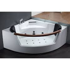 Waterfall Bathtub Bathroom Compact Bathtub Design 58 Corner Whirlpool Bathtub