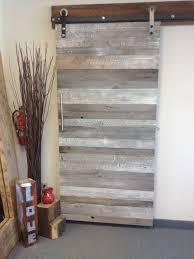 Modern Barn Door - Bedroom Furniture