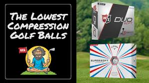 The Lowest Compression Golf Balls Golf Club Guru