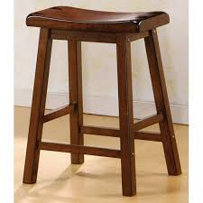 24 inch wooden bar stools. Perfect Inch Coaster Furniture 24Inch Walnut Wooden Bar Stool Set Of 2 Intended 24 Inch Stools N