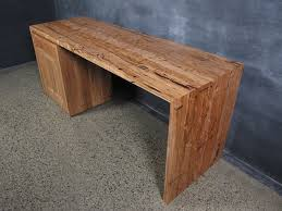 timber office desk. Yellow Stringybark Timber Desk Office