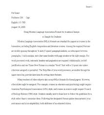 Example Essay Paper Import Vs Muscle Essays Online