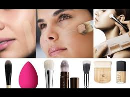 apply foundation in 10 diffe ways by makeup artist wayne goss