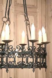 wrought iron outdoor chandelier rustic outdoor chandelier wrought iron medium size of lighting mini chandeliers candle rustic wrought iron outdoor