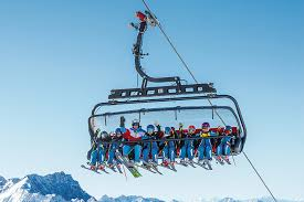 chair lift. Perfect Lift Big Sky Eight Person Lift And Chair Lift O