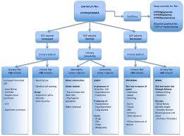 Siadh Vs Diabetes Insipidus Chart Siadh Ddx Litfl Ccc Electrolytes