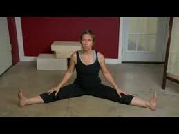 inflexible splits. 12. seated straddle stretch inflexible splits