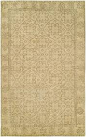 hand knotted beige cream rustic area rug rugs for
