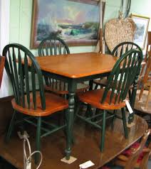 country kitchen table and chairs for rustic dining set piece farmhouse room ethan allen french sets