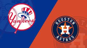 Houston Astros Depth Chart Houston Astros Vs New York Yankees 6 22 19 Starting