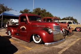 1941 Chevy Truck Slammed Bag Man - Total Cost Involved