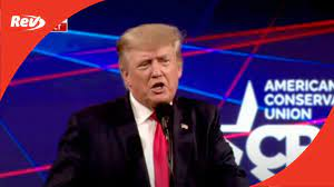 Donald Trump CPAC 2021 Speech ...