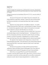 treaty of versailles debate dbq essay treaty of versailles  treaty of versailles debate dbq essay treaty of versailles herbert hoover
