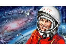 First <b>man in space</b> Yuri Gagarin