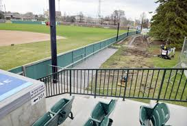 New Deck Being Added To Bismarck Municipal Ballpark