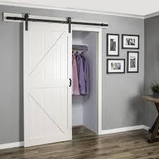sliding barn doors for closets modern entryway office door gl closet remodel 3