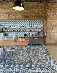 kitchen floor tile patterns. Kitchen Floor Tile Patterns 4 - In White And Blue Squares