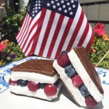Image result for patriotic ice cream